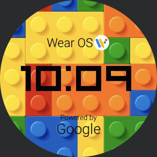 Wear OS AG Lego