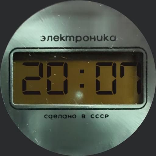 Cccp elektronika