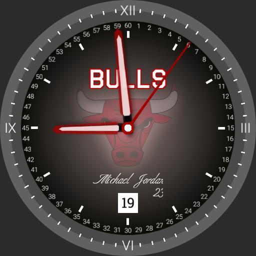 MJ23 Bulls Edition Watch