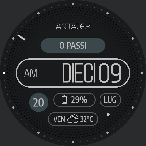 ARTALEX Numbers And Italian
