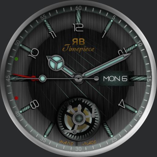 Timepiece tourbillon