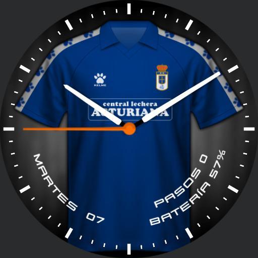 Real Oviedo Sport Watch Copy