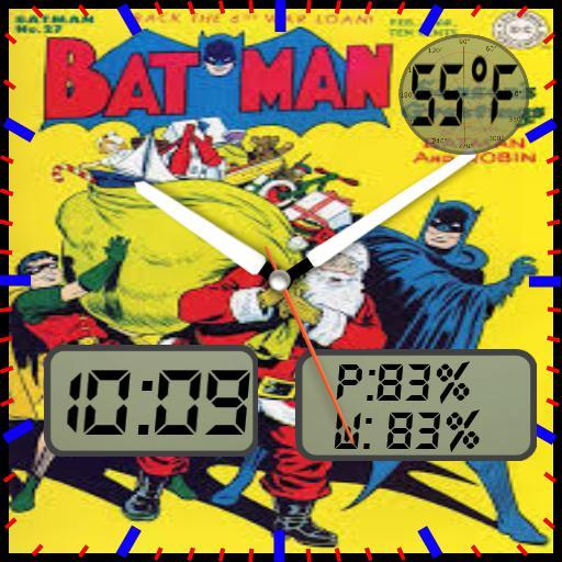 Batman Classic Christmas