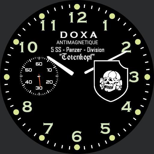 Doxa Waffen 5 ss Panzer Division