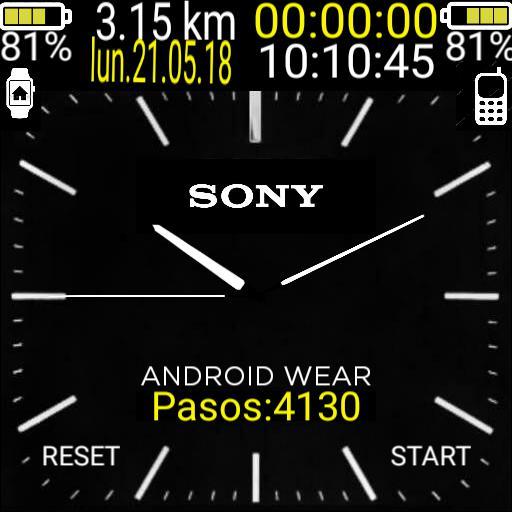 Sony clasico 7