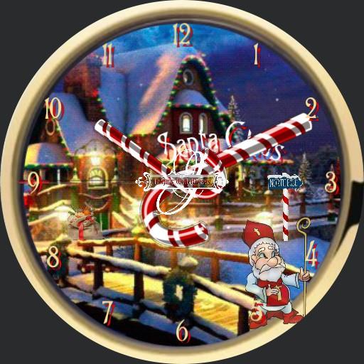 Santa Claus Animation Z
