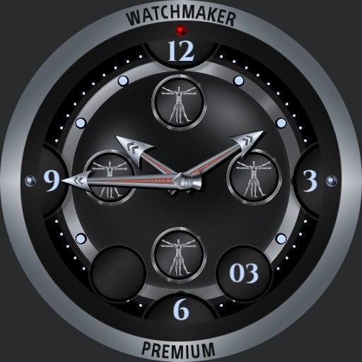 WATCHMAKER . Vitruvian V1.00