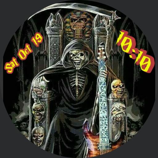 Reaper Eddie Iron Maiden