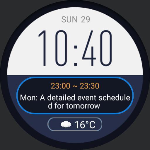 CAOS hu Schedule
