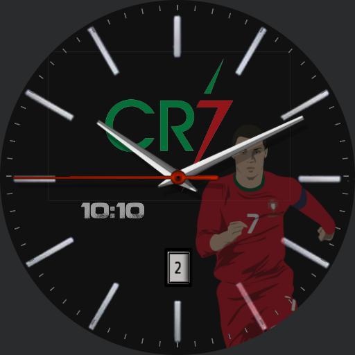Cr7 Reloj