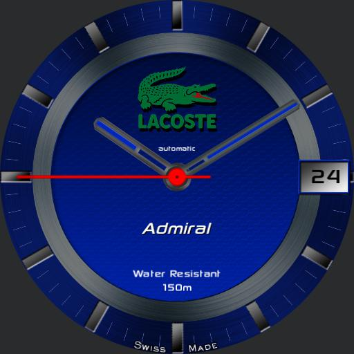 Lacoste Admiral