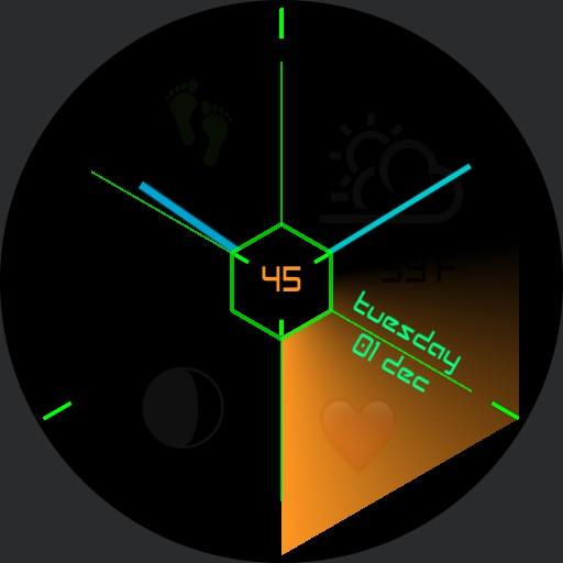 Dark hex radar 2