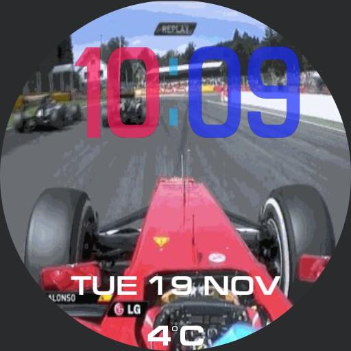 Alonso F1