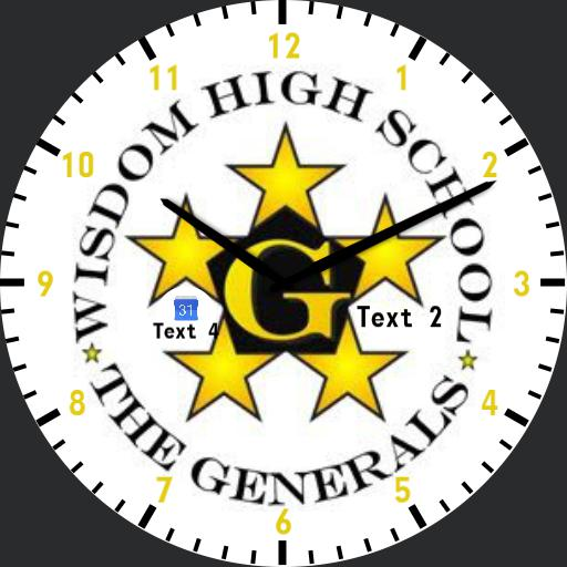 Generals WatchFace