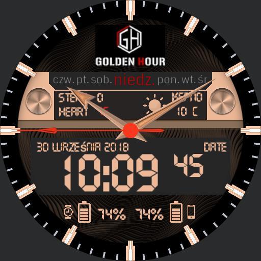 Broneks-ce Golden Hour Digital