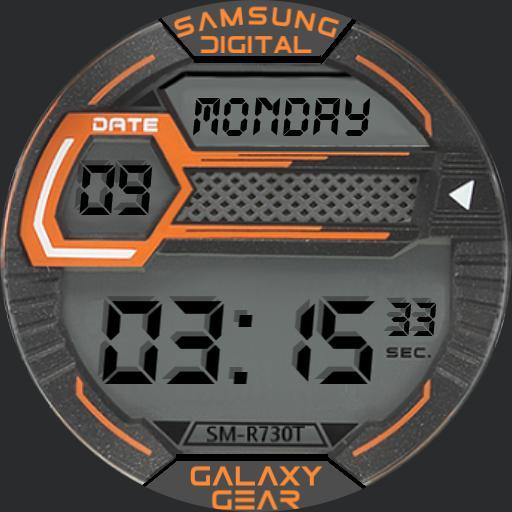 Samsung Digital Face