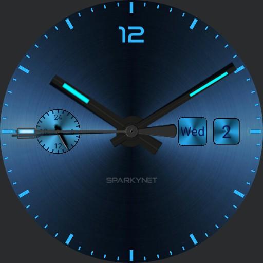 Sparkynet Simple blue