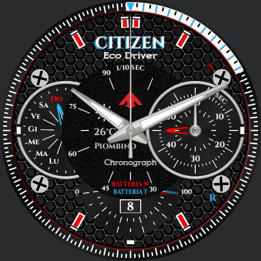 Citizen Eco Driver Punto81