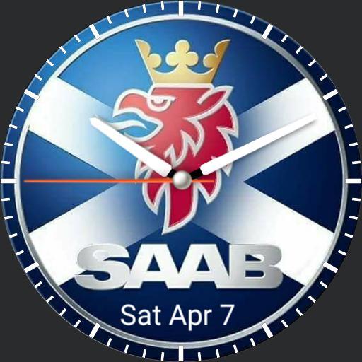 Saab Scotland