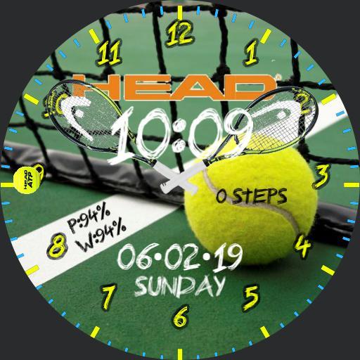 Ludawatch Head Tennis Smash