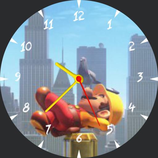 Mario schlft