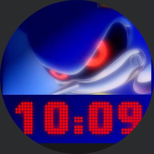 Metal Sonic OVA