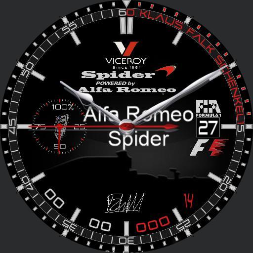 F1 Falk Schenkel black edition