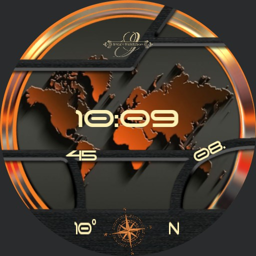 Compass NAV Animation
