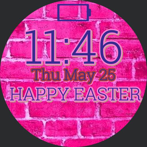 Hot Pink Easter