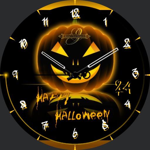 Halloween Animation Morph