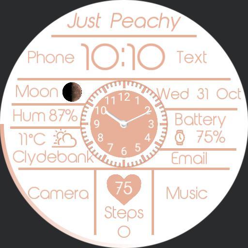 Just Peachy 1