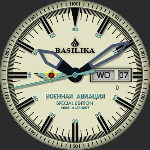 Poljot International Basilika Pilot Special Edition