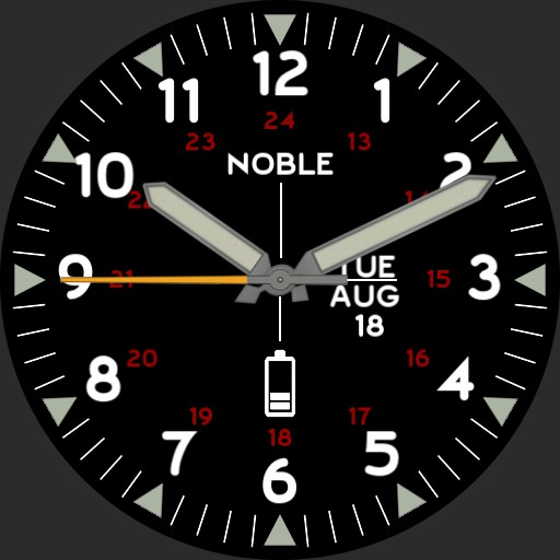 NOBLE Military-X2