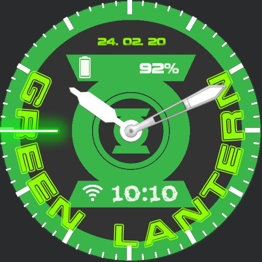 Green Lantern Copy