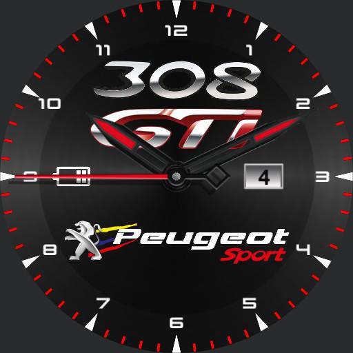 peugeot 308 GTi peugeot sport