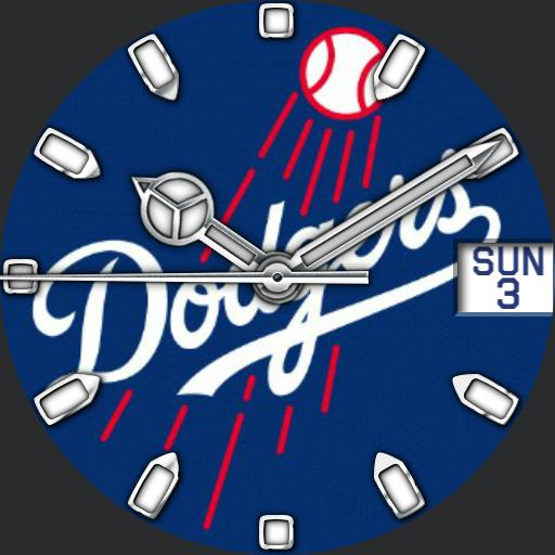 Dodgers analog