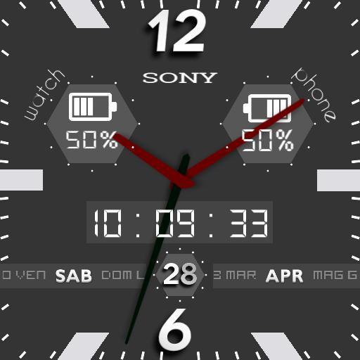 Sony analog