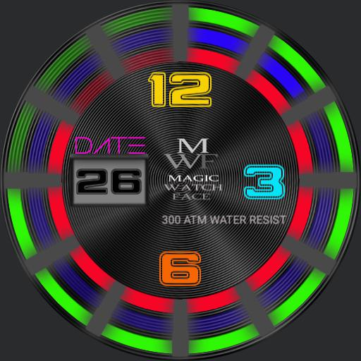 MAGIC Watch Hands free Multicolor 2