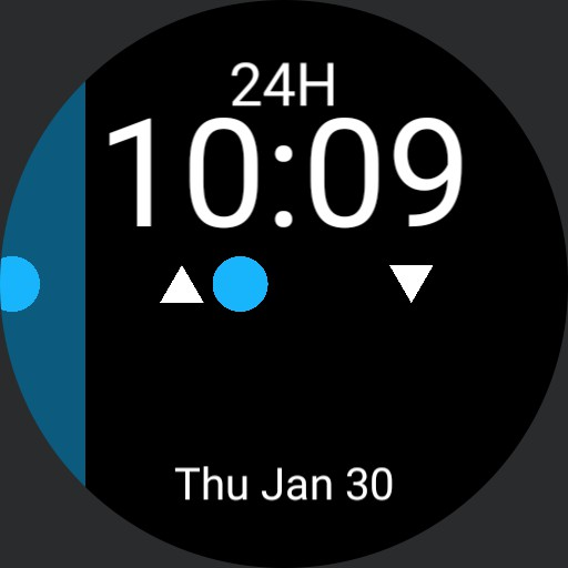 Chronometer Watch Face
