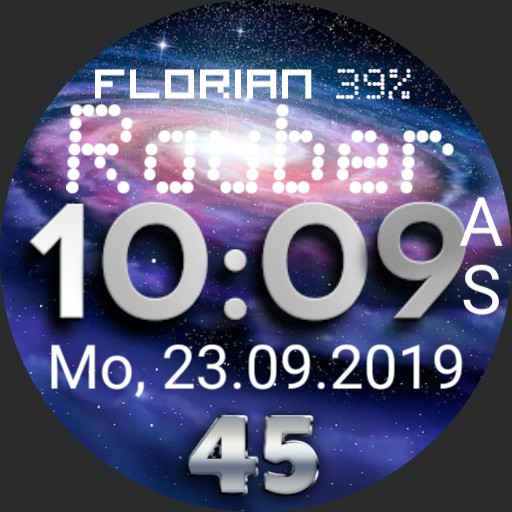 Florian Raubers watch 1 Copy