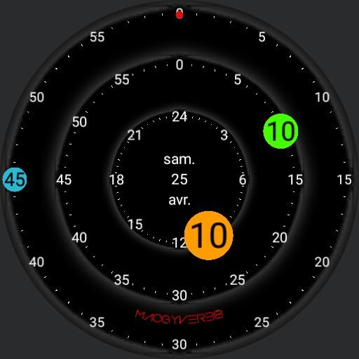 MacGyver38 - Orbit