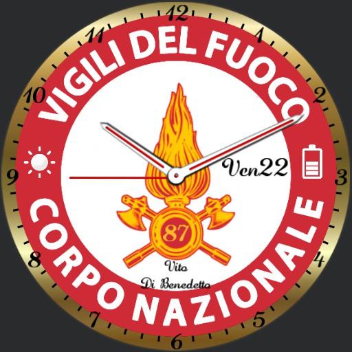Vigili del fuoco Vito