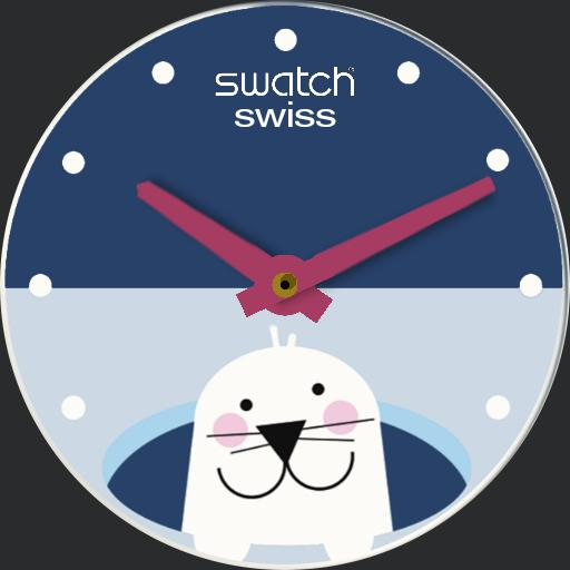 Seal Swtch watch