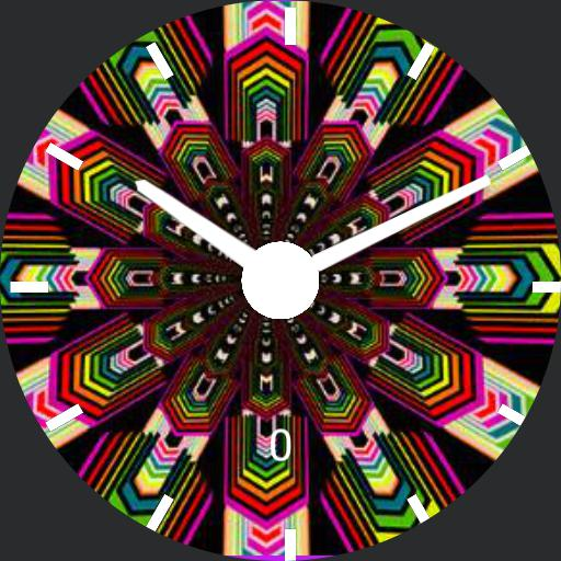 _psychedelic watch