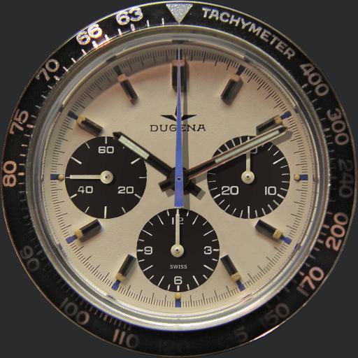 Dugena Chronograph C.1970s