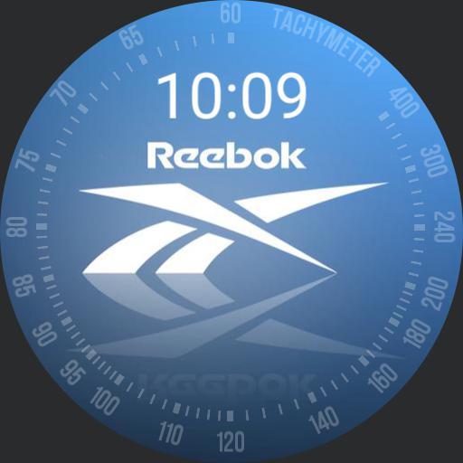 Blue Reebok