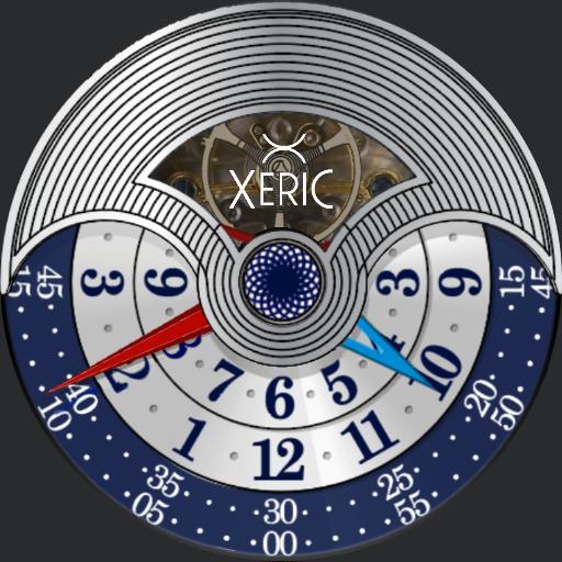 00 xeric Evergraph