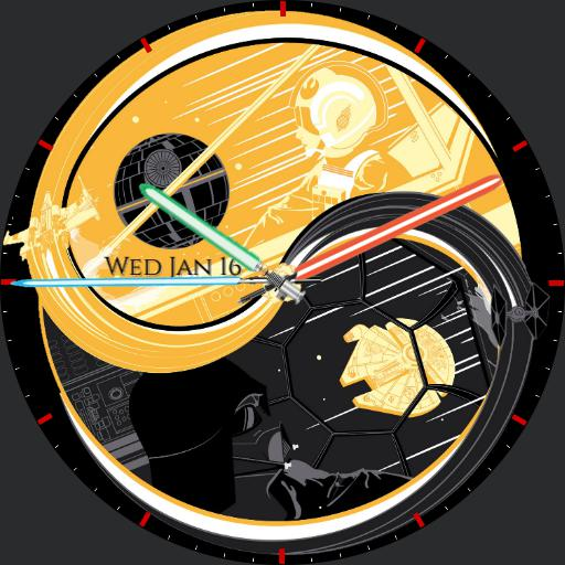 Star Wars Ying  Yang