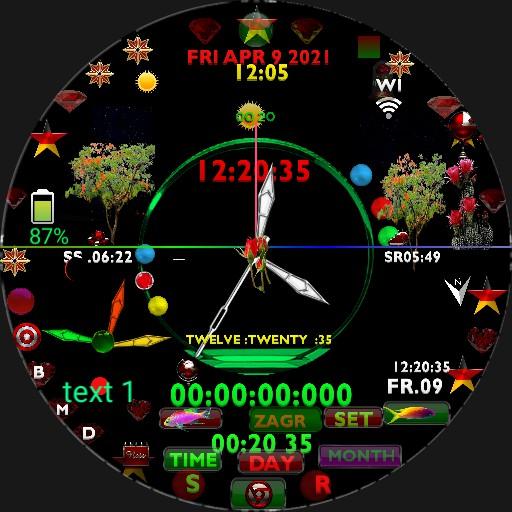 expensive  start clock MKxz  Copy