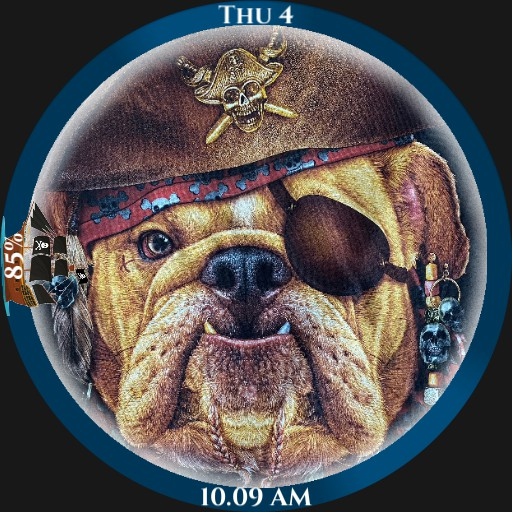 Captain Bulldog